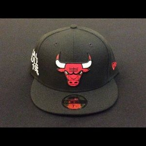 *NEW* $32 New Era Hat - Chicago Bulls Fitted 7 1/2